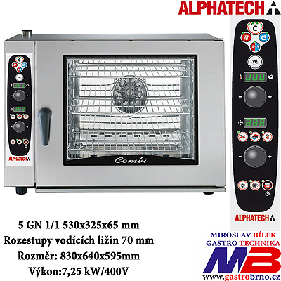 Alphatech READY REV051S